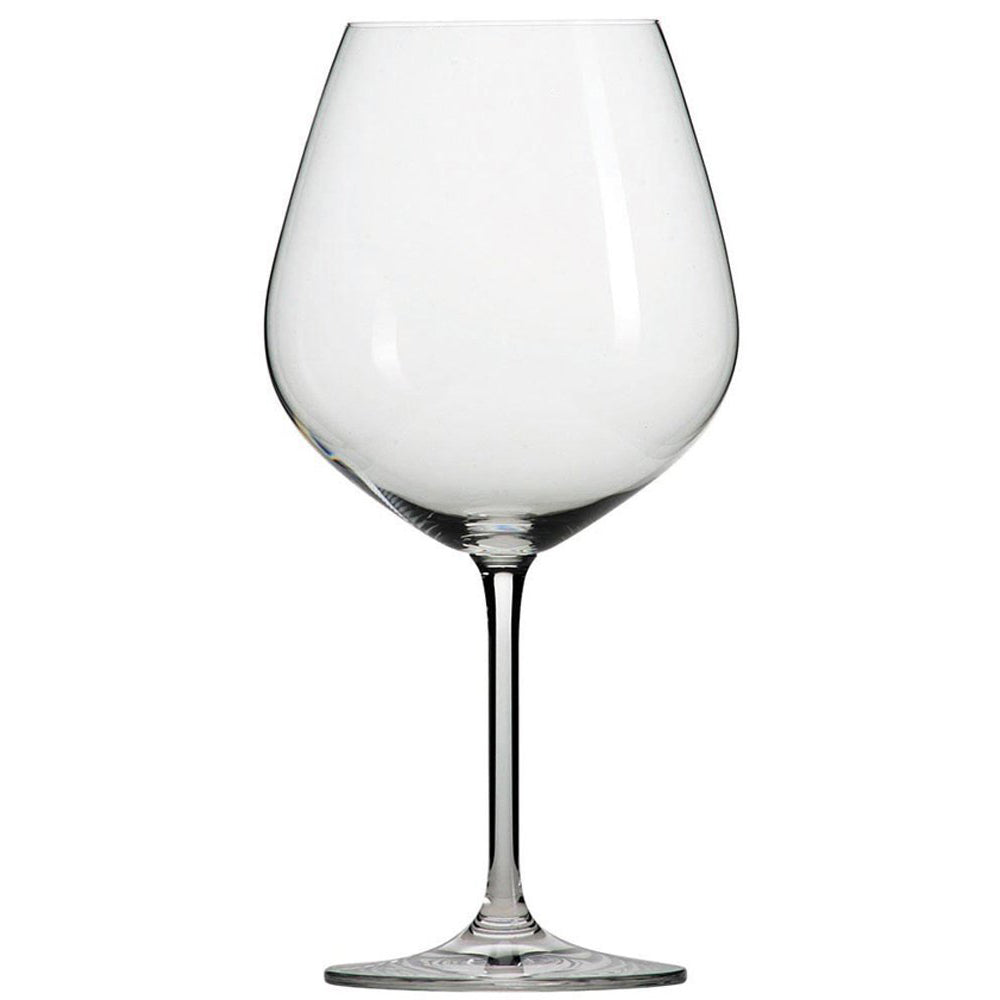 Fortessa Schott Zwiesel Forte Burgundy Wine Goblet - Set of 4