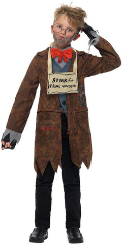 David Walliams Deluxe Mr Stink Costume - Childs