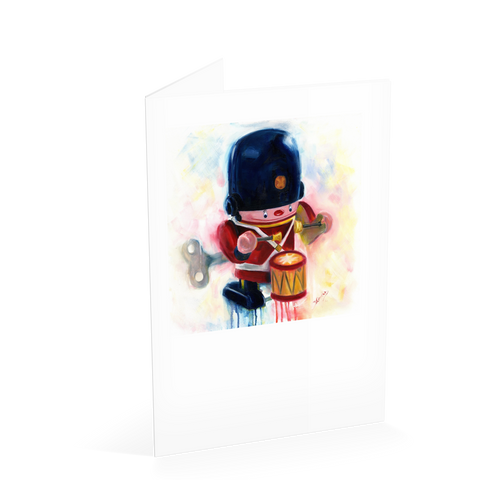 Tin Soldier Card