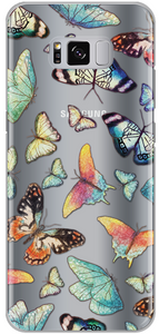 Luxury Butterflies Samsung Tok