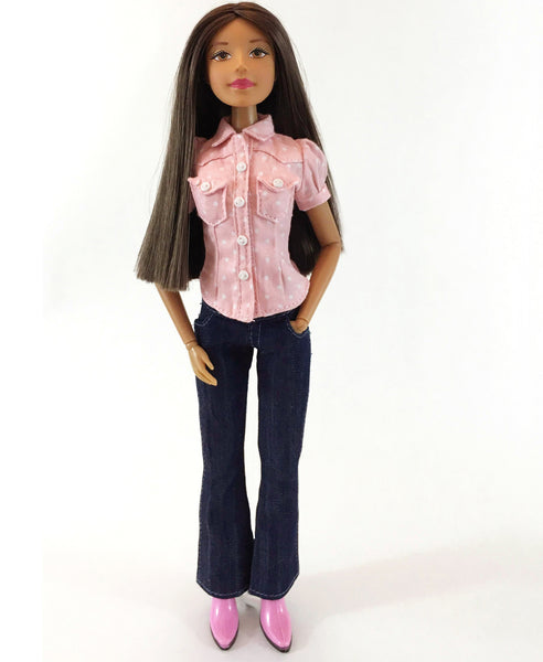 Country Girl Doll - Cowgirl Up