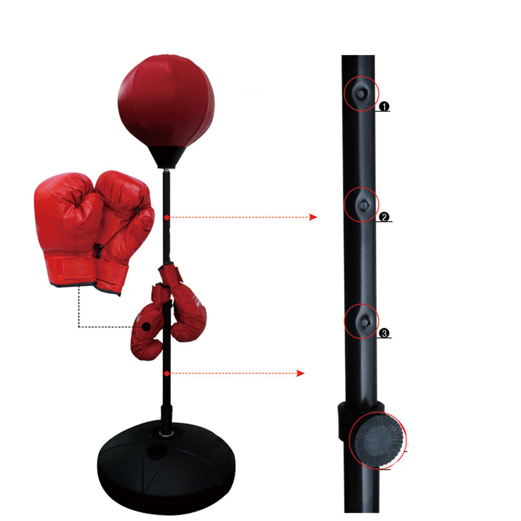 adult vertical boxing speed ball speed boxing abreact ball boxing speed ball Sucker - Mega Save Wholesale & Retail - 3