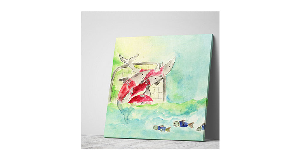 Canvas Art Prints - storieChild