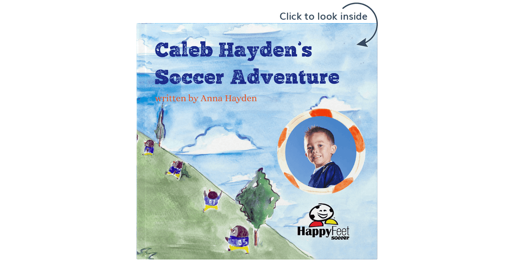 HappyFeet My Soccer Adventure - storieChild