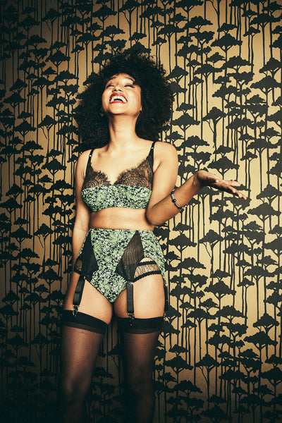 Surrender Garter Belt