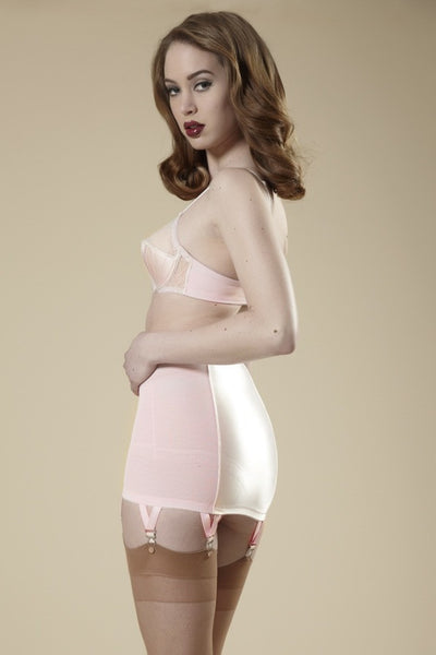 Millie Pink Girdle Skirt
