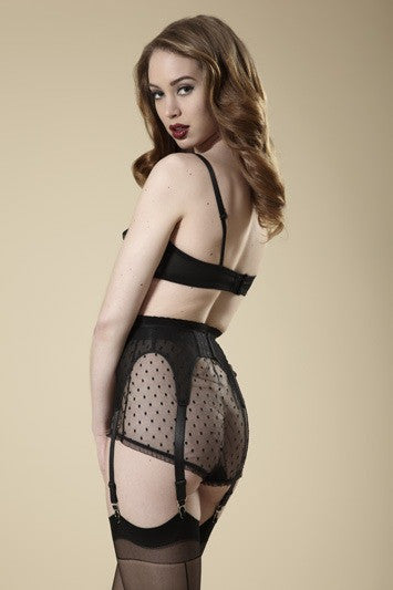 IN STOCK Millie Black High Waist Panty