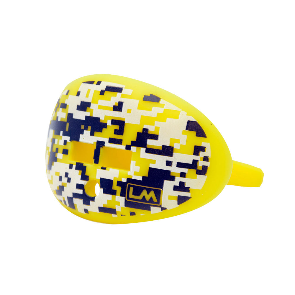 LOUDMOUTHGUARDS DIGITAL CAMO Duck Fluorescent Yellow 850867006383