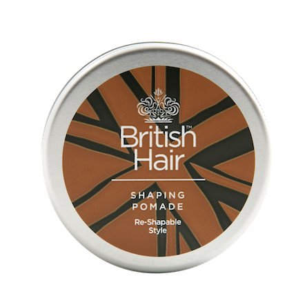 British Hair Shaping Pomade
