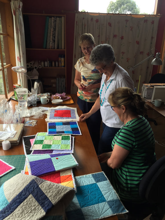 Weekend Quilting Workshops