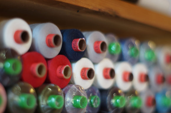 Quilting threads and other good stuff you will need