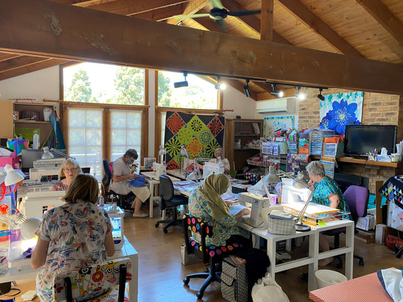 Westalee Quilting Classes