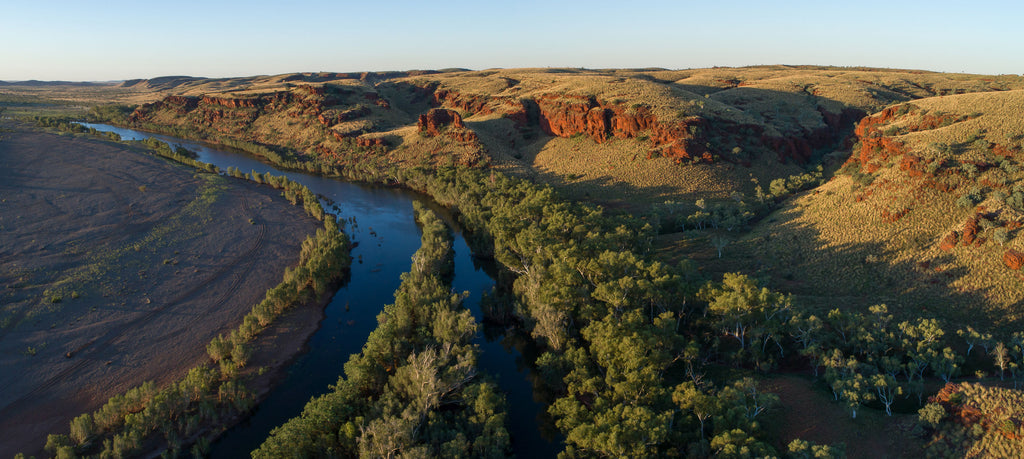 Fortescue River Scenery