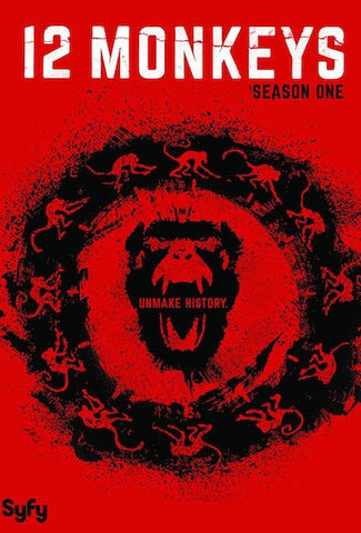 12 Monkeys: Season One (2015) (TNR14) - Anthology Ottawa