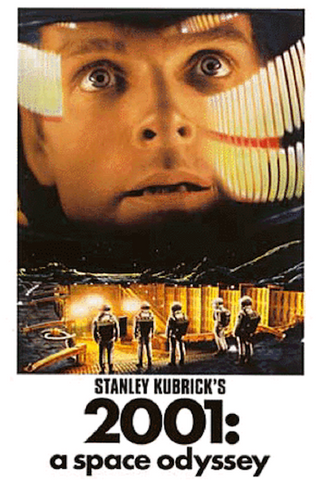 2001: A Space Odyssey (1968) (C) - Anthology Ottawa