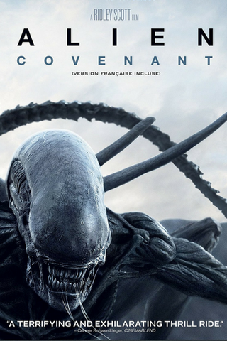 Alien: Covenant (2017) (HNR)