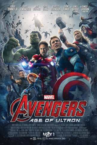 Avengers: Age of Ultron (2015) (7NR) - Anthology Ottawa
