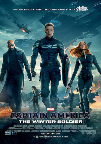 Captain America: The Winter Soldier (2014) (SC) - Anthology Ottawa