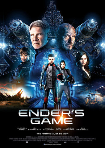 Ender's Game (2013) (C) - Anthology Ottawa