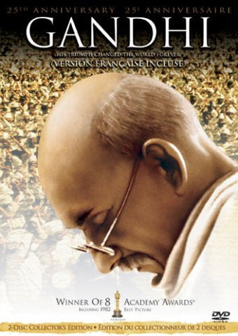 Gandhi (1982) (C) - Anthology Ottawa