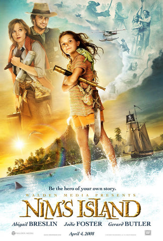 Nim's Island (2008) (C) - Anthology Ottawa