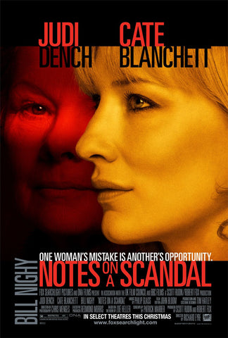 Notes On A Scandal (2006) (C) - Anthology Ottawa
