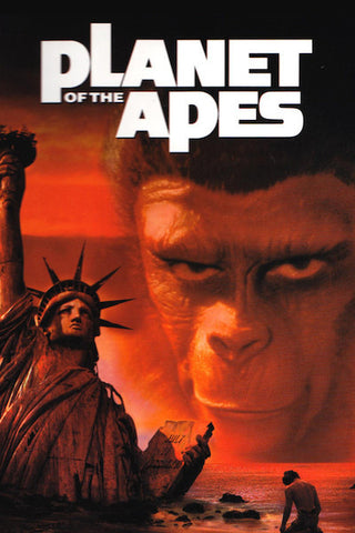 Planet of the Apes (1968) (SC) - Anthology Ottawa