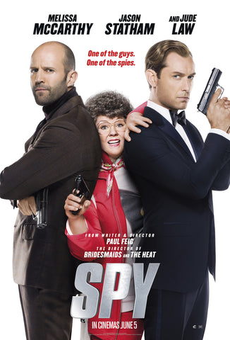 Spy (2015) (7NR) - Anthology Ottawa