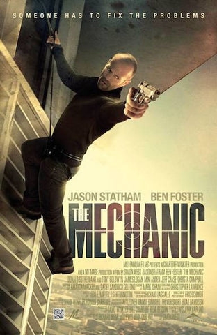 The Mechanic (2011) (C) - Anthology Ottawa