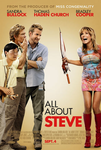 All About Steve (2009) (C) - Anthology Ottawa