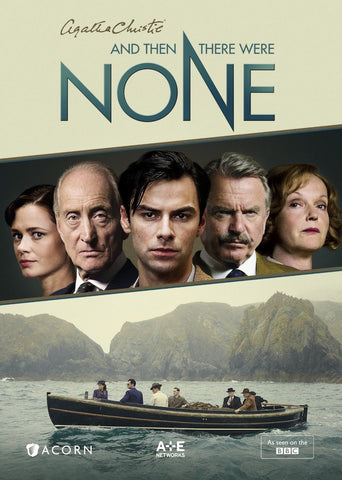 And Then There Were None (2015) (HNR) - Anthology Ottawa