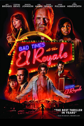 Bad Times at the El Royale (2018) (HNR)