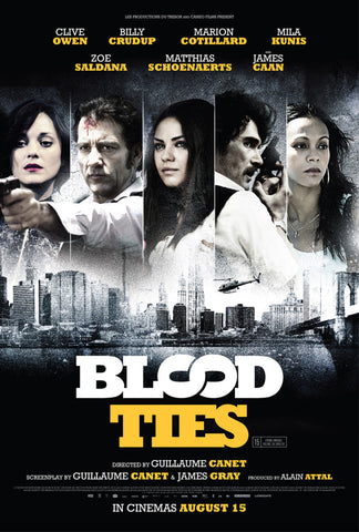 Blood Ties (2013) (C) - Anthology Ottawa