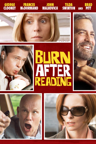 Burn After Reading (2008) (C) - Anthology Ottawa