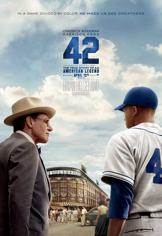 42: The Jackie Robinson Story (2013) (C) - Anthology Ottawa