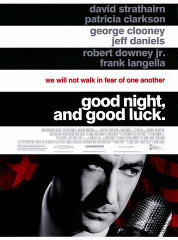 Good Night And Good Luck (2005) (C) - Anthology Ottawa
