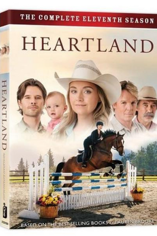 Heartland: The Complete 11th Season (2018) (THNR14)