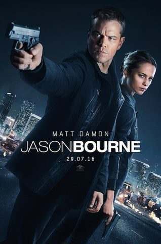 Jason Bourne (2016) (HNR) - Anthology Ottawa