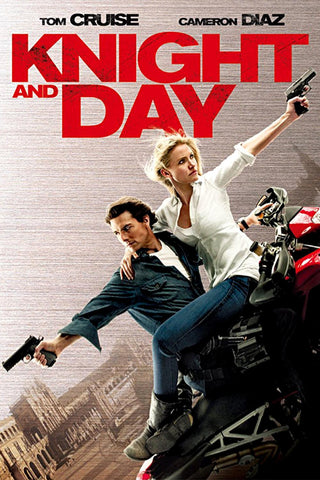 Knight and Day (2010) (C) - Anthology Ottawa