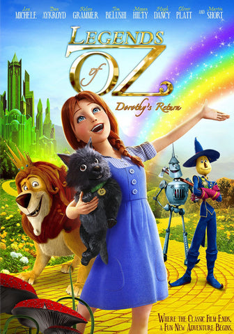 Legends of Oz: Dorothy's Return (2013) (C) - Anthology Ottawa