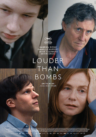 Louder Than Bombs (2015) (HNR) - Anthology Ottawa