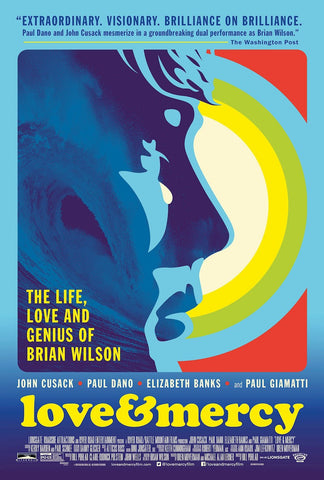 Love & Mercy (2014) (7NR) - Anthology Ottawa