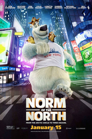 Norm of the North (2016) (HNR) - Anthology Ottawa