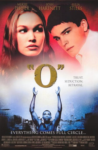 O (2001) (SC) - Anthology Ottawa