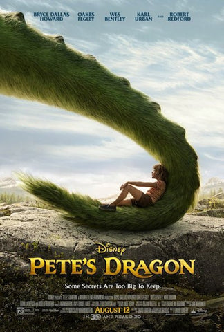 Pete's Dragon (2016) (HNR) - Anthology Ottawa