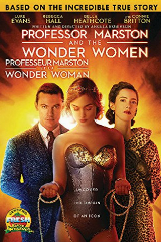 Professor Marston and the Wonder Women (2017) (HNR) - Anthology Ottawa