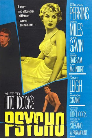 Psycho (1960) (C) - Anthology Ottawa