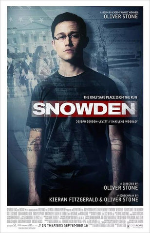 Snowden (2016) (HNR) - Anthology Ottawa