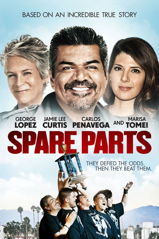 Spare Parts (2015) (7NR) - Anthology Ottawa