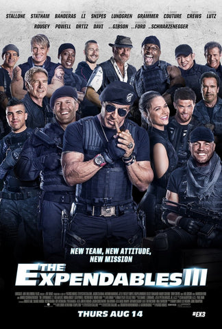The Expendables 3 (2014) (C) - Anthology Ottawa